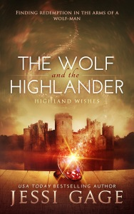 The Wolf and the Highlander - Ebook