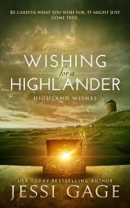Wishing for a Highlander - Ebook