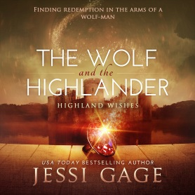 The Wolf and the Highlander - Audio